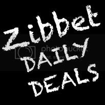 Zibbet Daily Deals!