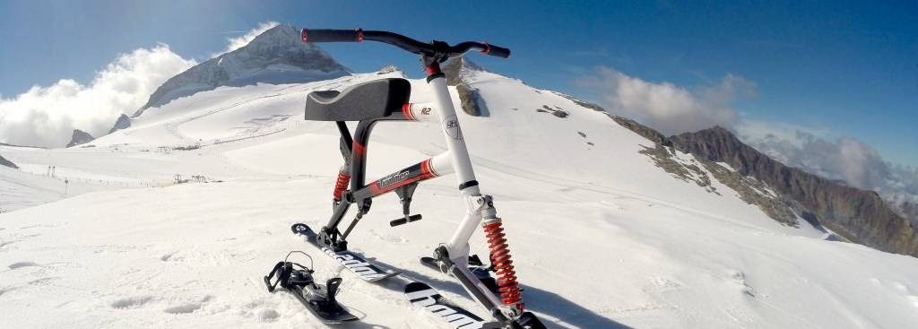 Sledgehammer Skibob Racer Ii Wintersport4all Snowscoot Snowbike