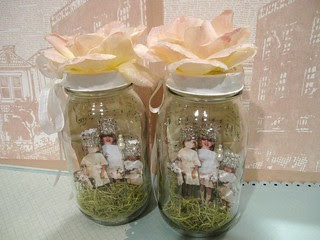 Wedding Jar Vignette! 11