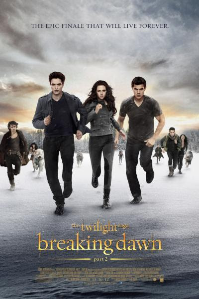 Breaking Dawn Part 2 - Reaktionspost