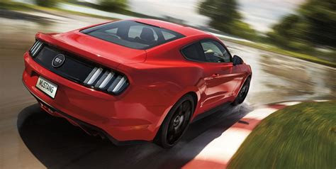 ford mustang launched  india  rs  lakhs