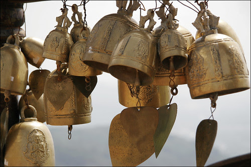 Prayer Bells at the Phuket Big Buddha