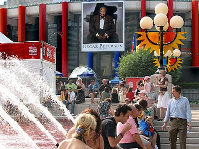 Festival Jazz Montreal Oscar Peterson