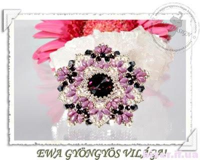 Prodotti da perline con schemi, schemi di belle perle, come tessere da Tween