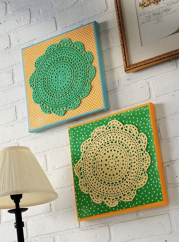 15 Best and Easy DIY Wall Art Ideas