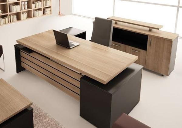 45 Modern Office Desk Designs