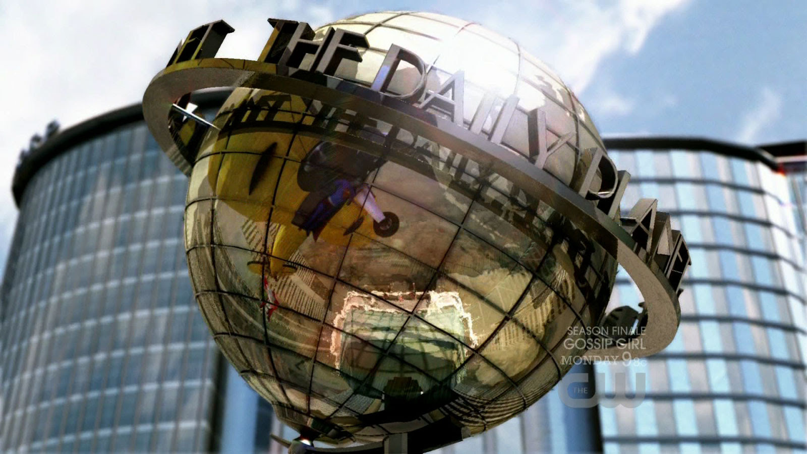 Daily Planet Wallpaper
