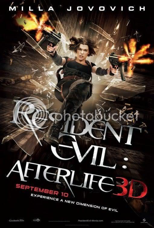 Resident Evil: Afterlife (3D) Resident Evil: Ressurreição