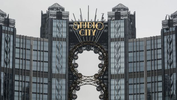 Melco Crown's $US3.2 billion Studio City casino resort in Macau touting Asia's highest ferris wheel: It seems the move ...