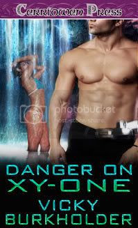 Danger on X-Y One_Vicky Burkholder