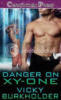 Danger on X-Y One_Vicky Burkholder