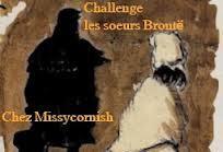 """Challenge """"Les soeurs Brontë"""" organisé par Missycornish"""