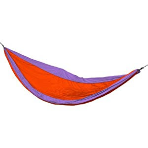 Amazon.com: Eagles Nest Outfitters Double Nest Hammock Orange ...