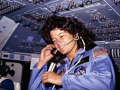 Sally Ride, The First American Woman In Space, Has Died