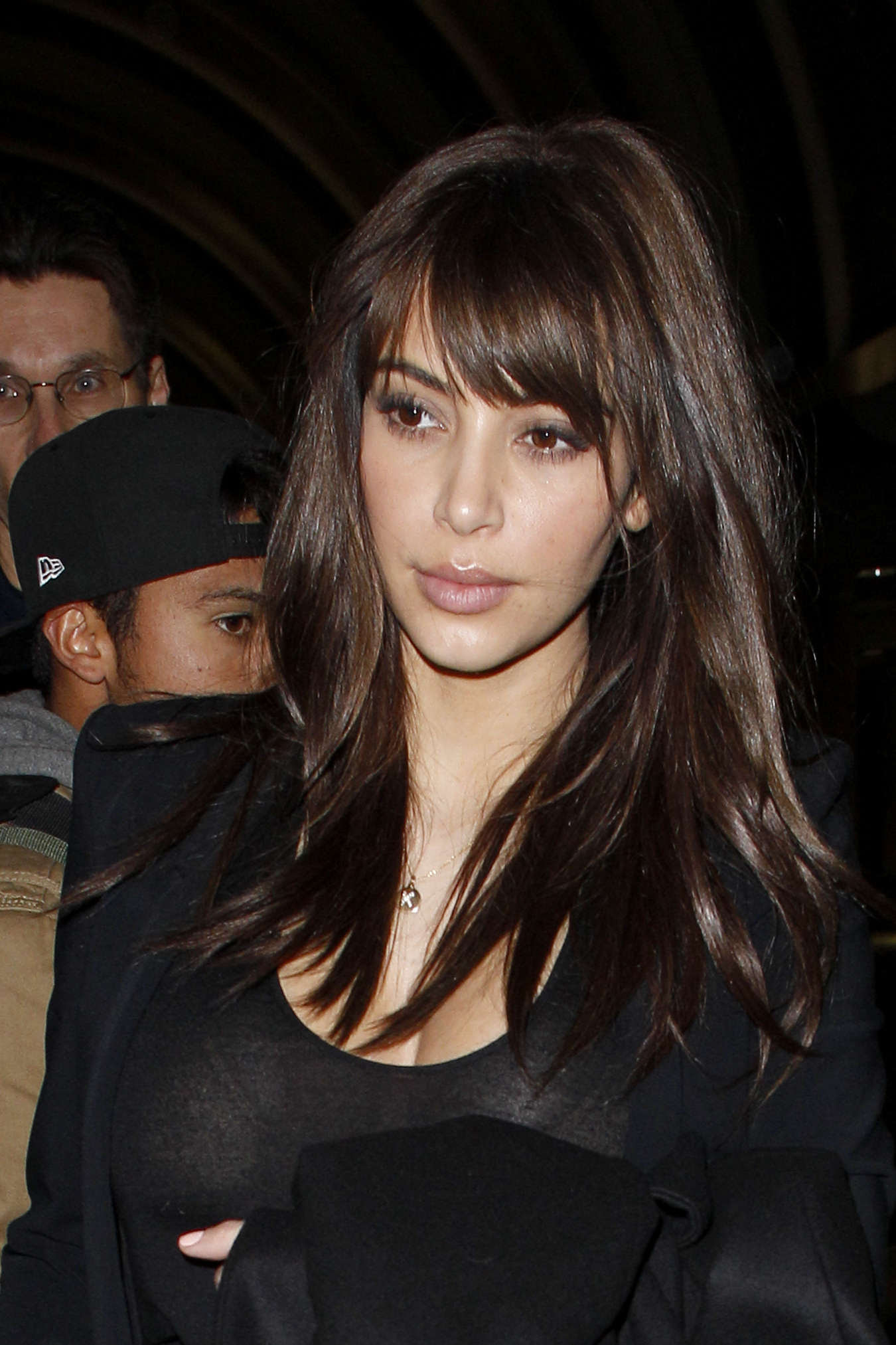 beautiful haircuts kim kardashian