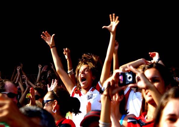 Até fotografo ganha prêmio quando o tema é Flamengo