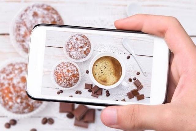 5 Tips Foto Makanan Untuk Bisnis Kuliner, Cuma Modal Kamera Ponsel