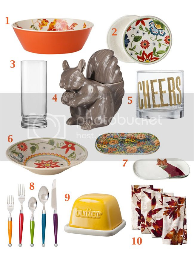 Target #MyKindofHoliday Thanksgiving tableware
