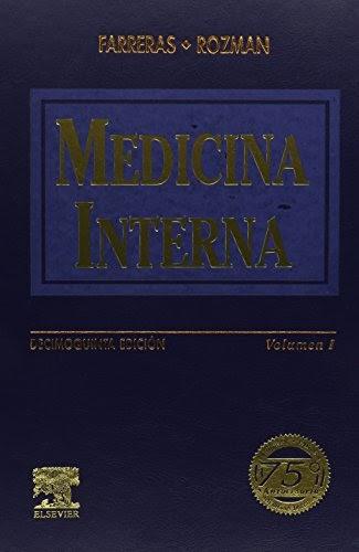 libro farreras medicina interna descargar