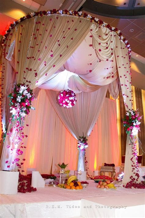 Mandap Decoration For Wedding