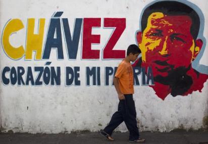 Το κίνημα του Τσάβες μετά τον Τσάβες