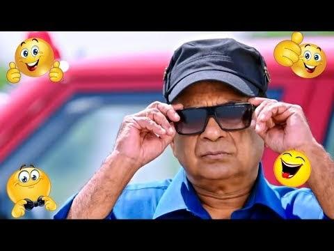 South Indian Movie Best Comedy Scenes By Brahmanandam In Hindi | Mard Ki Zaban 2