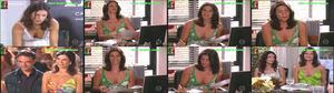 Helena Ranaldi sensual na novela Páginas da vida