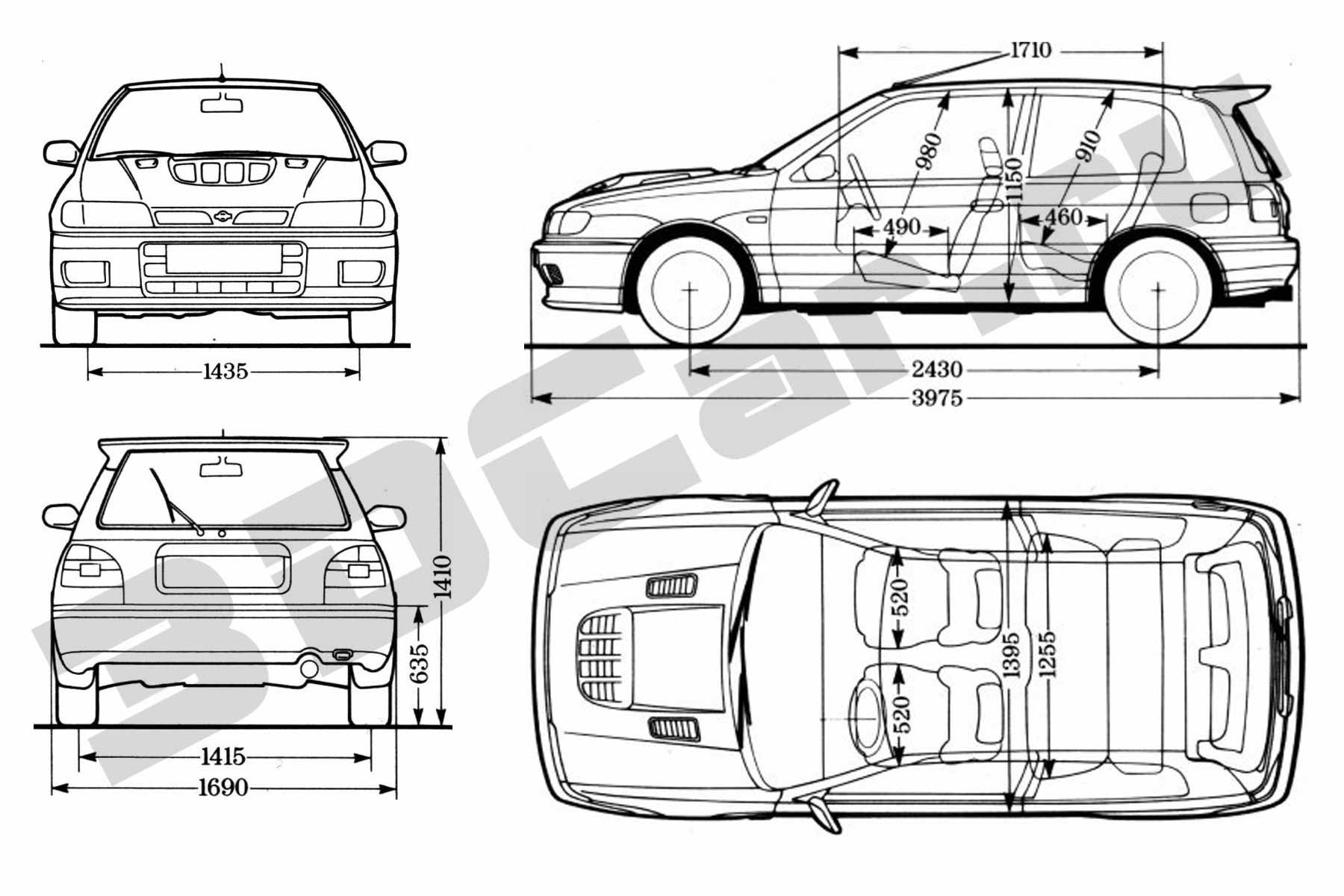 Nissan Gtir Wiring Diagram
