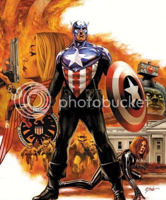 Captain America #41