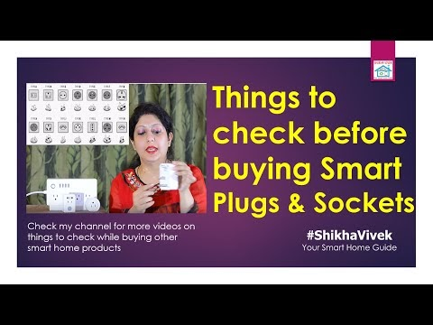 Things to check while buying Smart Plugs