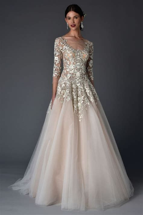357 best images about gold wedding dresses with sleeves