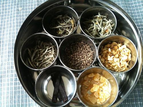 Zangvil Tea Components