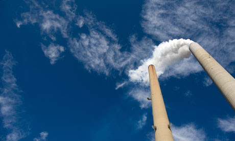 'Clean coal' plant using carbon sequestration