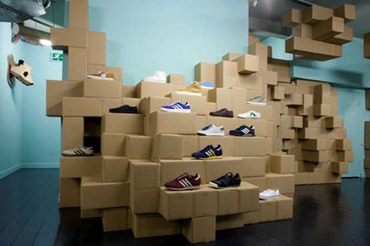100% Recycled Cardboard Interior is Totally Tubular   Inhabitat ...