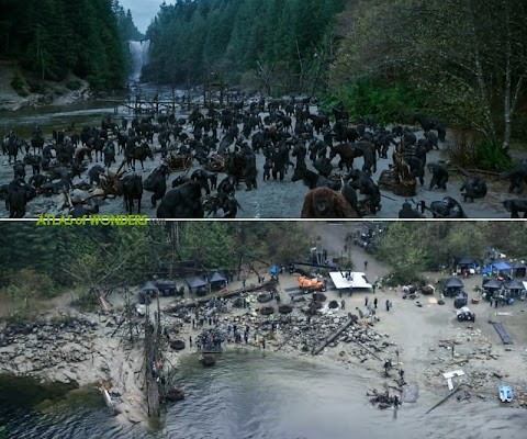 War For The Planet Of The Apes Filming Locations