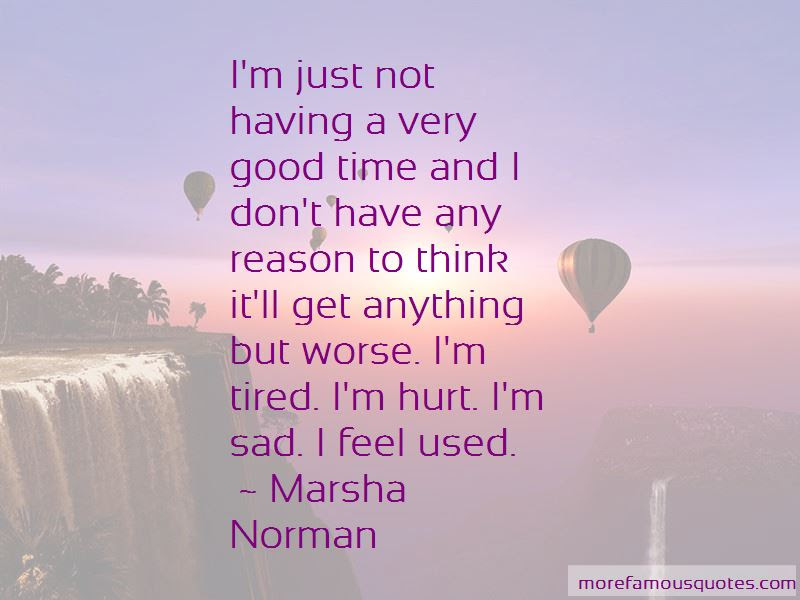 Used To Get Hurt Quotes Top 22 Quotes About Used To Get Hurt From