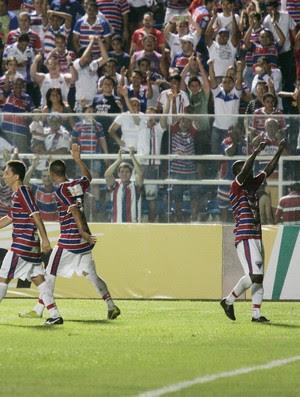 fortaleza confiança copa do brasil (Foto: Tuno Vieira/Agência Diário)