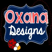 Oxana's Blog Design