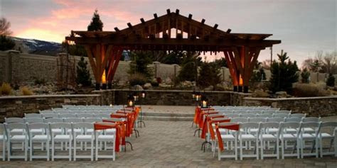 grove reno weddings  prices  wedding venues