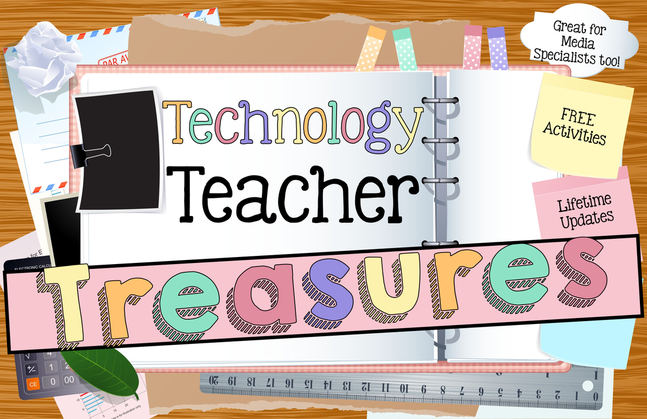 Free resource library for technology teachers