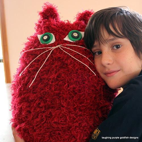 Rupert the 20 pound cat!