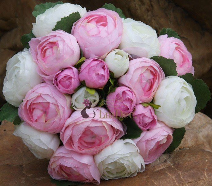 wedding bouquet artificial flowers