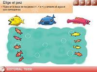 elige pez