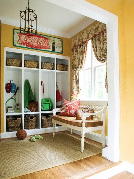 Inspiration: 12 Creative Rooms for Organization - The Inspired Room