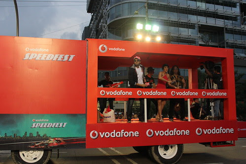 Have Wheels Will Travel..  Vodafone Speedfest Experience BKC.. by firoze shakir photographerno1