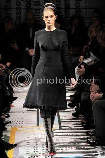 Prada,Fall 2010,Milan Fashion Week