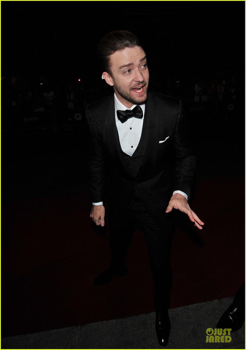 Justin Timberlake Gq Magazine