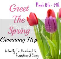 Greet The Spring Giveaway Hop