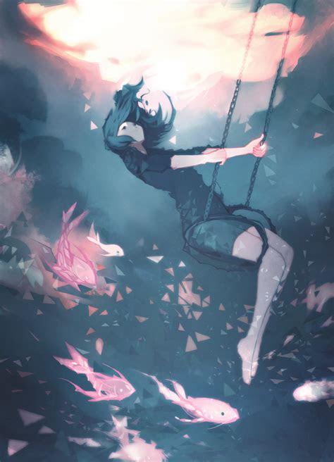 breaking boundaries  nanomortis manga anime anime