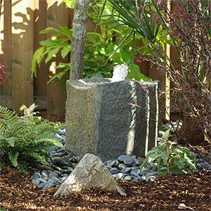 Outdoor Pond-Less Water Fountain » Liquid Art - Fountains ...